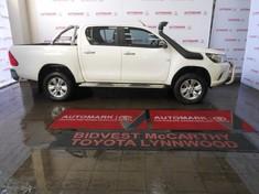 2017 Toyota Hilux 4.0 V6 Raider 4x4 Double Cab Bakkie Auto Gauteng Pretoria_4