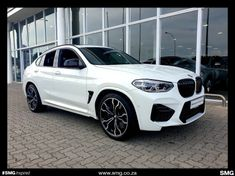 2020 BMW X4 M Competition Western Cape