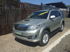 2013 Toyota Fortuner 3.0d-4d R/b A/t  North West Province
