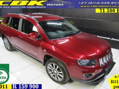 2011 Jeep Compass 2.0 Ltd  Gauteng