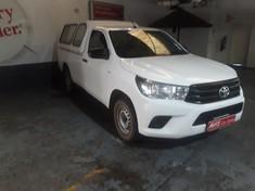 2017 Toyota Hilux 2.0 VVTi A/C Single Cab Bakkie Western Cape