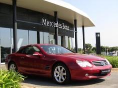 2003 Mercedes-Benz SL-Class Sl 500 Roadster  Kwazulu Natal Umhlanga Rocks_1