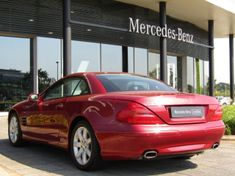 2003 Mercedes-Benz SL-Class Sl 500 Roadster  Kwazulu Natal Umhlanga Rocks_4