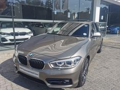 2017 BMW 1 Series 118i Sport Line 5DR Auto f20 Gauteng Johannesburg_1
