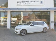 2016 BMW 1 Series 120i 5DR Auto f20 Gauteng Johannesburg_0
