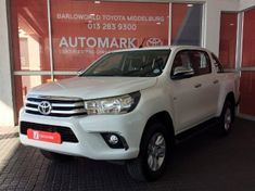 2016 Toyota Hilux 4.0 V6 Raider 4x4 Double Cab Bakkie Auto Mpumalanga Middelburg_0