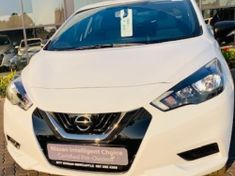 2021 Nissan Micra 900T Visia Kwazulu Natal Newcastle_1