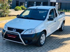 2017 Nissan NP200 1.6 A/c P/u S/c  North West Province