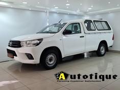 2018 Toyota Hilux 2.4 GD A/C Single Cab Bakkie Kwazulu Natal