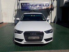2014 Audi A4 2.0 Tdi Se Multitronic  Western Cape