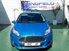 2016 Ford Fiesta 1.0 Ecoboost Trend 5dr  Western Cape