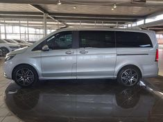 2020 Mercedes-Benz V-Class V250d  Avantgarde Auto Western Cape Cape Town_3