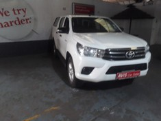 2017 Toyota Hilux 2.4 GD-6 SRX 4x4 Double Cab Bakkie Western Cape Bellville_0