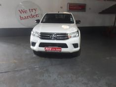 2017 Toyota Hilux 2.4 GD-6 SRX 4x4 Double Cab Bakkie Western Cape Bellville_1