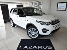 2019 Land Rover Discovery Sport SPORT 2.0i4 D HSE Gauteng Centurion_0