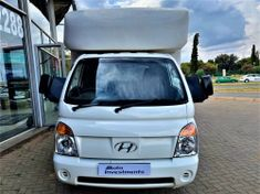 2009 Hyundai H100 Bakkie 2.6i D Fc Cc  Gauteng Vanderbijlpark_2