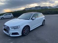 2018 Audi S3 S3 Sportback Quattro Auto 59000km Western Cape