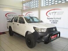 2021 Toyota Hilux 2.7 VVTi RB S Double Cab Bakkie Kwazulu Natal Vryheid_0
