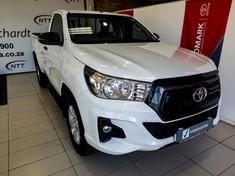 2019 Toyota Hilux 2.4 GD-6 RB SRX Single Cab Bakkie Limpopo Louis Trichardt_3