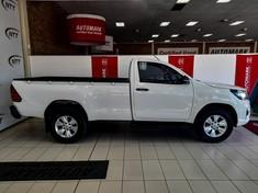 2019 Toyota Hilux 2.4 GD-6 RB SRX Single Cab Bakkie Limpopo Louis Trichardt_4