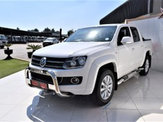 2013 Volkswagen Amarok 2.0 Bitdi Highline 132kw Dc Pu  Gauteng De Deur_2