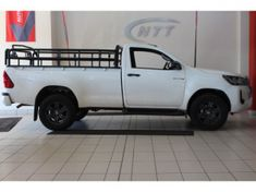 2021 Toyota Hilux 2.4 GD-6 RB Raider Single Cab Bakkie Mpumalanga Barberton_1