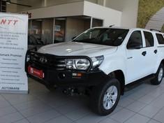 2018 Toyota Hilux 2.4 GD-6 SRX 4X4 Double Cab Bakkie Auto Limpopo