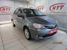 2016 Toyota Etios 1.5 Xs  Mpumalanga