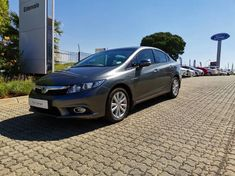 2013 Honda Civic 1.8 Executive At  Gauteng Johannesburg_0