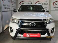 2019 Toyota Hilux 2.8 GD-6 RB Raider PU ECAB Mpumalanga White River_0