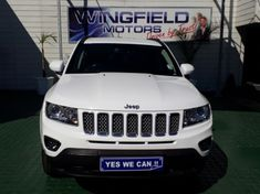 2013 Jeep Compass 2.0 Ltd  Western Cape