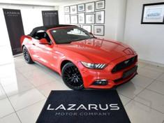 2016 Ford Mustang 5.0 GT Convertible Auto Gauteng