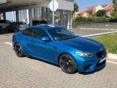 2017 BMW M2 Coupe Auto Gauteng