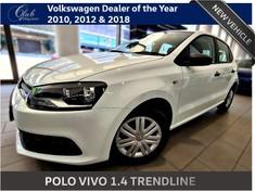 2021 Volkswagen Polo Vivo 1.4 Trendline 5-Door Gauteng Johannesburg_0