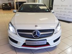 2013 Mercedes-Benz A-Class A 250 Sport At  Western Cape Cape Town_1