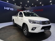 2018 Toyota Hilux 2.8 GD-6 RB Raider Auto Single Cab Bakkie Gauteng