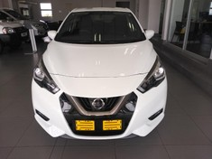 2021 Nissan Micra 1.0T Acenta Plus (84kW) North West Province