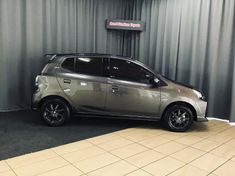 2021 Toyota Agya 1.0 Auto Gauteng Rosettenville_3