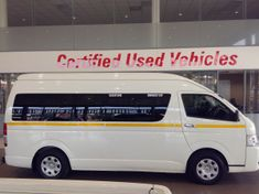 2017 Toyota Quantum 2.5 D-4d 14 Seat  Limpopo Mokopane_2