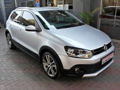 2013 Volkswagen Polo 1.6 Tdi Cross  Gauteng