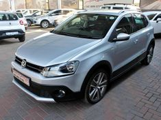 2013 Volkswagen Polo 1.6 Tdi Cross  Gauteng Pretoria_3