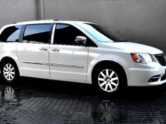 2014 Chrysler Grand Voyager 2.8 Limited A/t  Gauteng