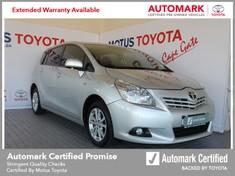 2012 Toyota Verso 1.6 Sx  Western Cape