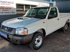2021 Nissan NP300 Hardbody 2.5 TDi LWB Single Cab Bakkie Western Cape