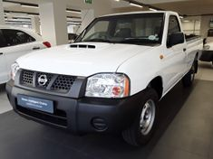 2021 Nissan NP300 2.5 TDi LWB Single Cab Bakkie Free State