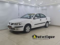 2002 Nissan Almera 1.6 Luxury A/t (h03)  Kwazulu Natal