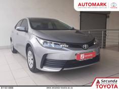 2020 Toyota Corolla Quest 1.8 Mpumalanga