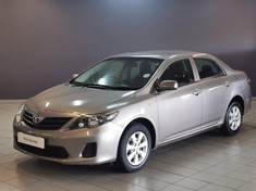 2017 Toyota Corolla Quest 1.6 Plus Gauteng