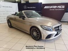 2020 Mercedes-Benz C-Class C200 Cabriolet Auto Western Cape