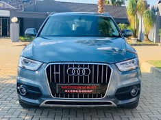 2013 Audi Q3 2.0 Tdi Quatt Stronic (130kw)  North West Province